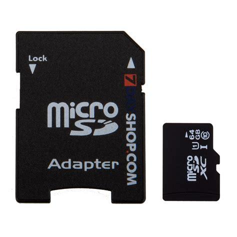 gb dayshop micro sd sdxc memory card class   full