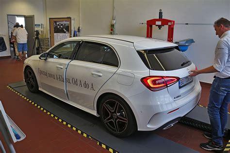Mercedes A klase uskoro na testu Auto magazina | Auto magazin
