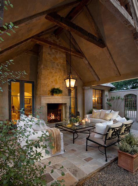 17 Brilliant Outdoor Living Room Design Ideas Style