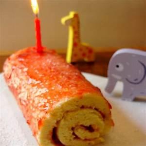 1 An Anniversaire : recette de g teau d 39 anniversaire pour b b de 1 an g teau roul la gel e de groseilles ~ Farleysfitness.com Idées de Décoration