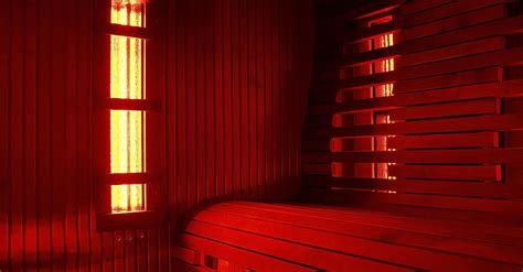 I Tried To Sit In An Infrared Sauna For An Hour And Here