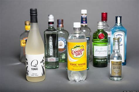 brands of gin gin and tonic taste test do expensive brands make a