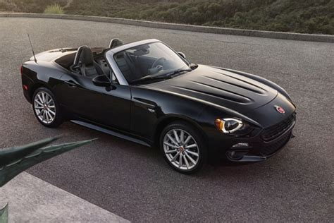 Who Makes Fiat Car by Fiat Will Make An Abarth 124 Spider Insider Car News