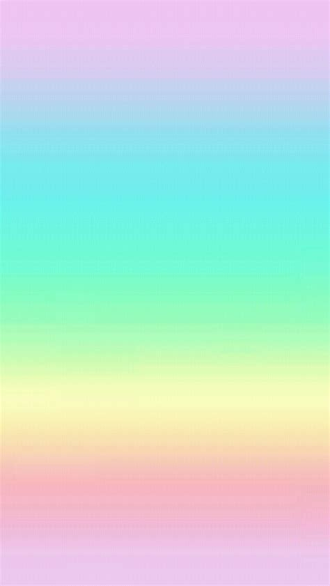 pastel rainbow ombre iphone wallpaper phone background