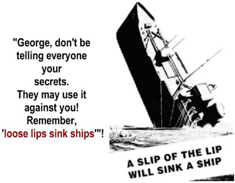 sink ships meaning when who and how what does the expression quot