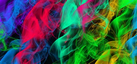 colorful bright smoke texture background abstract smoke