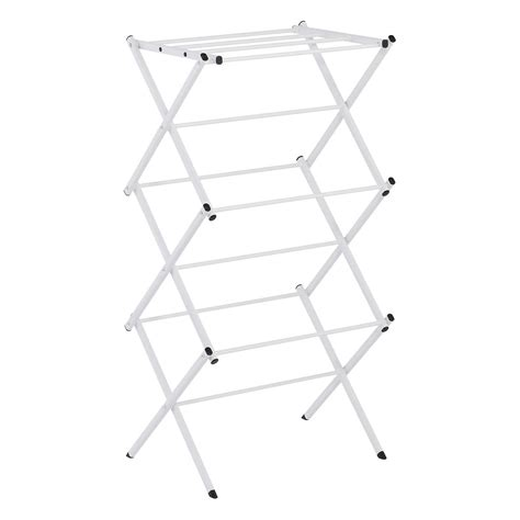 accordion drying rack compact accordion clothes drying rack the container