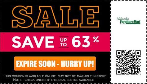 nebraska furniture mart coupons june  coupon promo