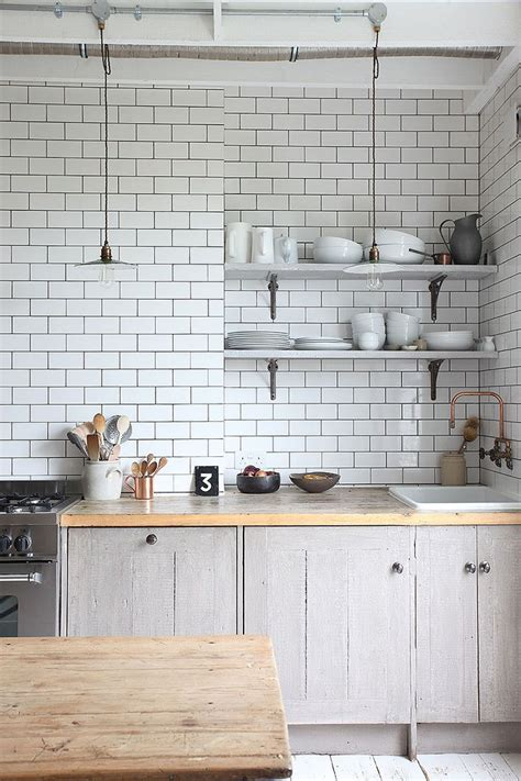 white tiles kitchen cheap white tiles kitchen tile design ideas 1065