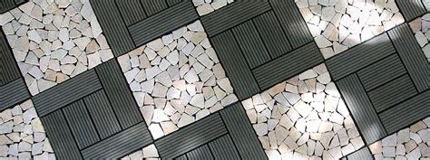 Wpc Diy Garden Deck Click Tiles