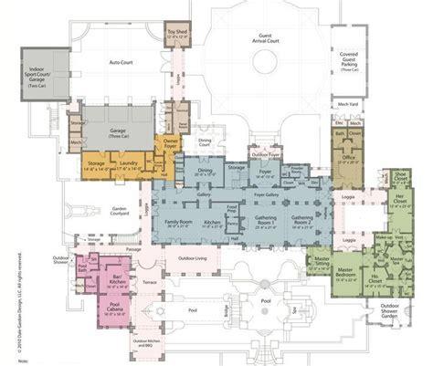 Mega Mansion House Plans   http://acctchem.com/mega