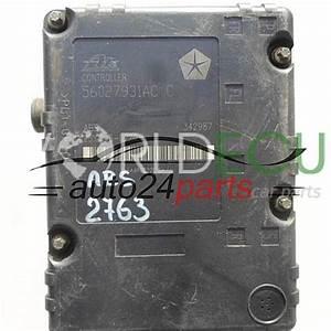 Abs Pump Module Jeep Grand Cherokee 52128138ae  25 0204