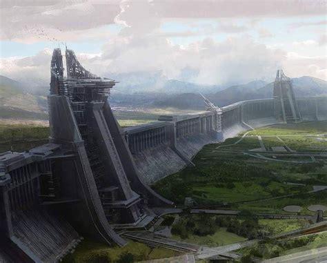 city walls video games fantasy concept art fantasy