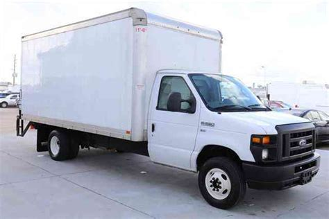 ford  series van  van box trucks