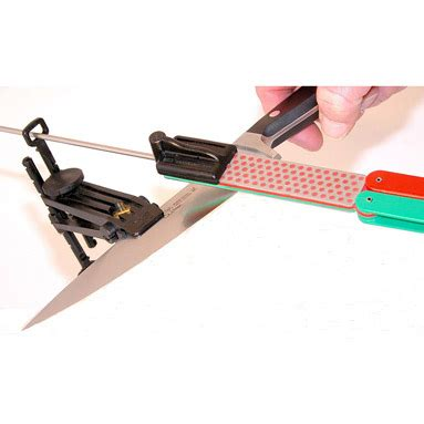 dmt diafold magna guide double sided sharpening system ebay