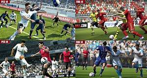 Fifa 14 Vs Pes 2014 Comparison Which Game Is Better .html ...