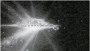 Celestial city of New Jerusalem photographed by NASA's ...