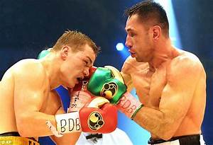 Wba Champion Felix Sturm Under Criminal Probe For Doping