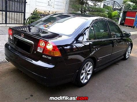 Honda Civic 2002 Modifikasi by Honda Civic Vtec 2005 Manual Istimewa Cv Bintang Auto