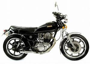 1999 Yamaha Sr 500