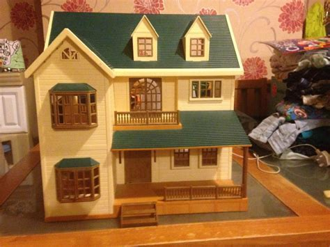 Sylvanian Families Family Green Hill House, Berry Grove