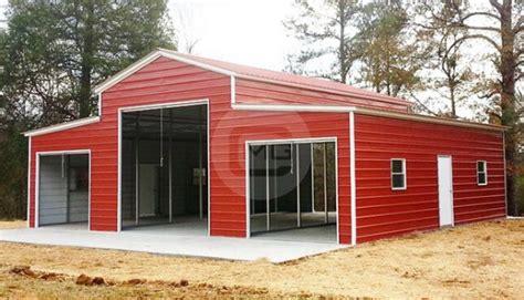 xx vertical roof carolina barn  metal barn