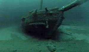 Explorers find second-oldest confirmed shipwreck in Lake