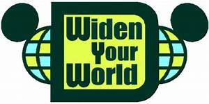 Walt Disney World Logo 1971