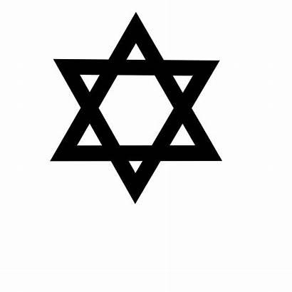 Transparent David Jewish Judaism Clipart Clip Symbol