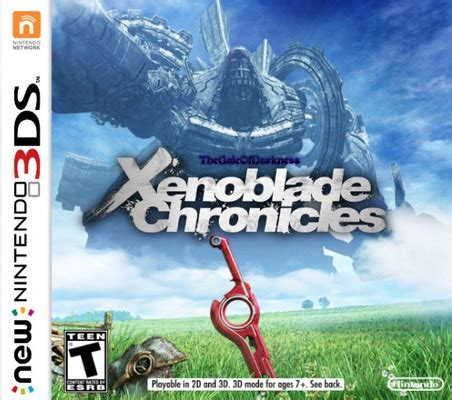 xenoblade chronicles rom
