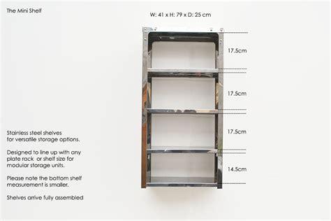 mini shelf stovold pogue