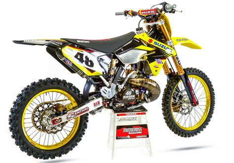 2019 Suzuki Rm 250 by Motocross Magazine Two Stroke Tuesday What A 2018