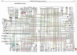 Vtx1300c Wiring Diagram Throughout Vtx 1300