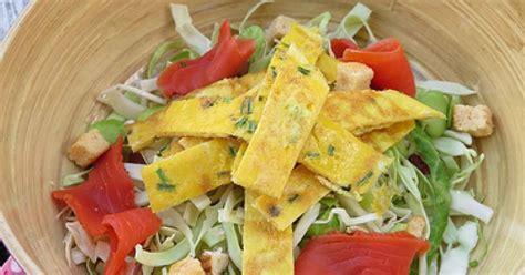 cuisiner chou pointu salade de chou pointu aux noisettes ma p 39 tite cuisine