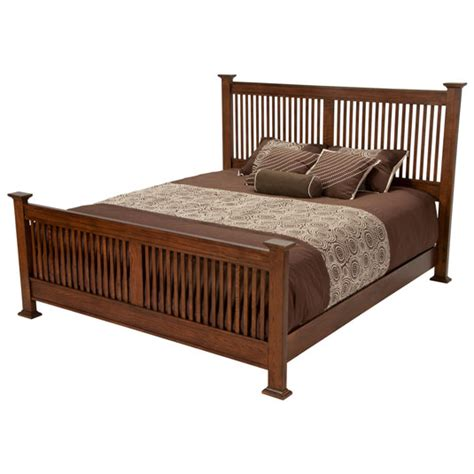 oak park panel bed collection eastern king panel bed in