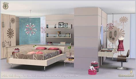 sims  blog petala bedroom  decor  simcredible