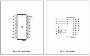 74ls138 Decoder Multiplexer Datasheet