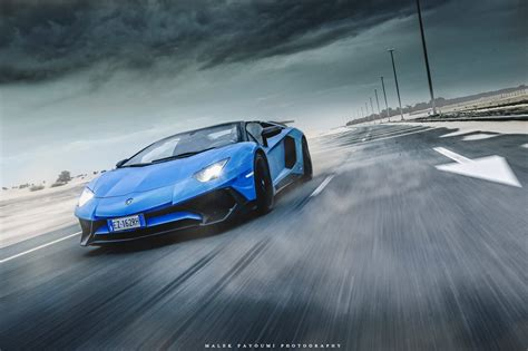 amazing picture   lamborghini aventador sv roadster   thought