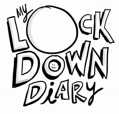 Lockdown Diary Printable Diaries Books During Competition