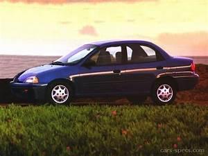 1996 Geo Metro Sedan Specifications  Pictures  Prices