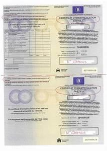 Aide Pour Remplir Certificat D Immatriculation : nouveau les certificats d immatriculation double volet police de nivelles genappe ~ Gottalentnigeria.com Avis de Voitures