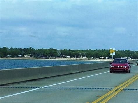 U.S. Military Campgrounds and RV Parks   Mid Bay Shores