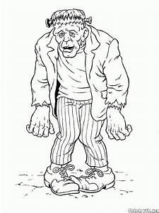 Malvorlagen Zombie