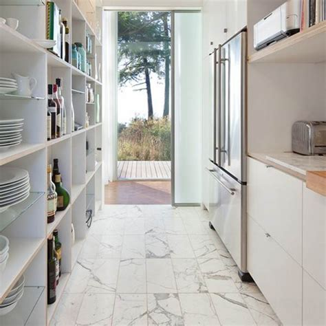 Kitchen Layout Ideas Galley - 36 kitchen floor tile ideas designs and inspiration june 2017 homeflooringpros com