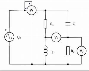 Basic Ac Circuit Analysis W   Wattmeter