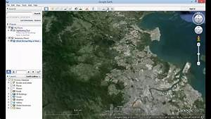 Google Earth Tutorial How To Save The Google Earth Map You