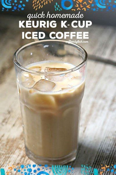 Green mountain breakfast blend espresso roast: How to Make Iced Coffee With Keurig (5 minute recipe)