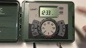 How To Program Set Orbit Sprinkler Timer  U2013 Car Wiring Diagram