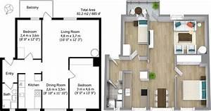 Real Estate Floor Plans
