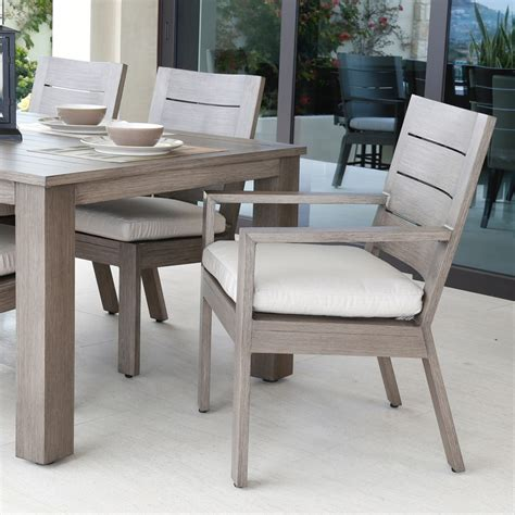 """Sadie outdoor wicker patio end table by havenside home. Laguna 48"""" Square Dining Table 